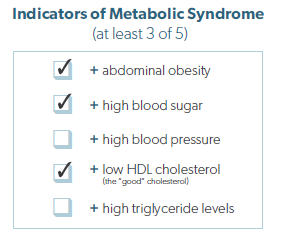 Metabolic Syndrome Paper image